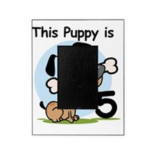 THISPUPPY5BDAY Picture Frame