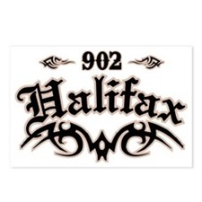 Halifax 902 Postcards (Package of 8)