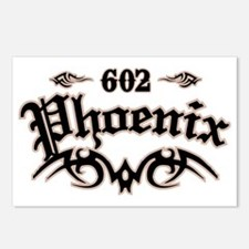 Phoenix 602 Postcards (Package of 8)