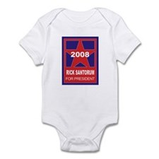 Rick Santorum for President ( Infant Bodysuit