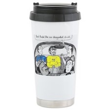 drunk designated Travel Mug