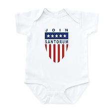 Join Rick Santorum Infant Bodysuit