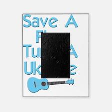funny ukulele uke Picture Frame