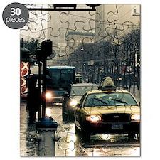 San Francisco Rain Puzzle