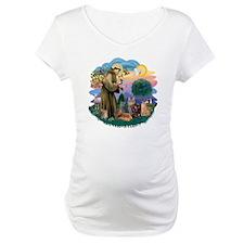 St Francis (ff) - Rev 2 - 4 cats Shirt
