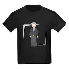 Cartoon Navy Soldier T-Shirt