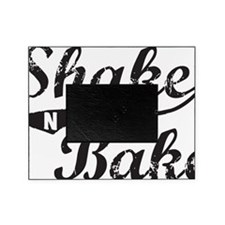 Shake and Bake Black Picture Frame