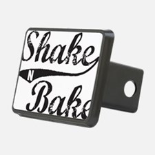 Shake and Bake Black Hitch Cover