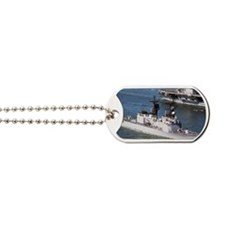 callaghan rectangle magnet Dog Tags