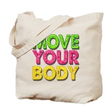 MPVE YOUR BODY Tote Bag