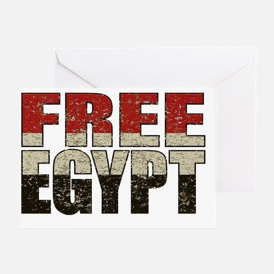 free_egypt_04 Greeting Card
