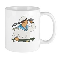 Navy Soldier Mugs