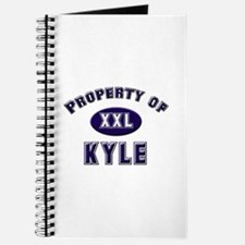 Property of kyle Journal