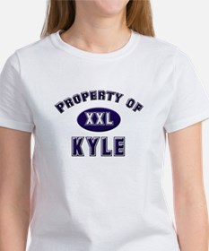 Property of kyle Tee
