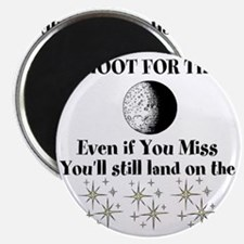 shoot for stars Magnet