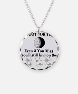 shoot for stars Necklace