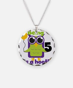 OWL5HOOT Necklace