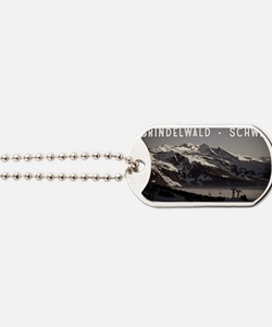 Grindelwald Fog Dog Tags