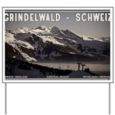 Grindelwald Fog Yard Sign