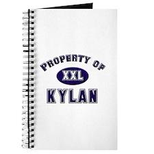 Property of kylan Journal