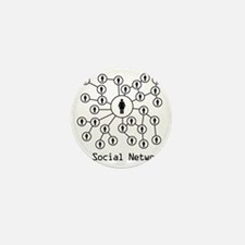 My_Social_Network_Hers Mini Button