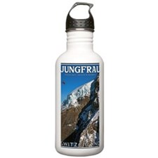 Jungfrau - Helicopter Water Bottle