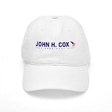 John H Cox for president Baseball Cap