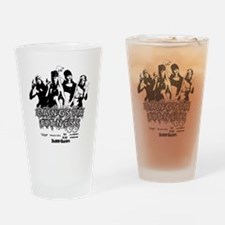 4-some Drinking Glass
