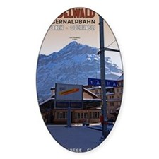 Grindelwald Wengernalpbahn Decal