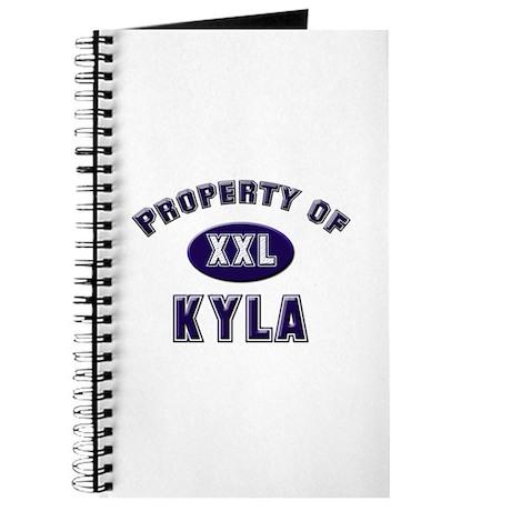 Property of kyla Journal