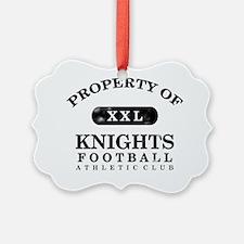 Knights Ornament