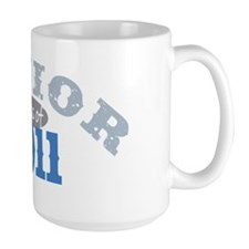 Senior 2011 Blue 2 Mug