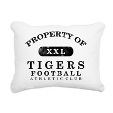 Tigers Rectangular Canvas Pillow