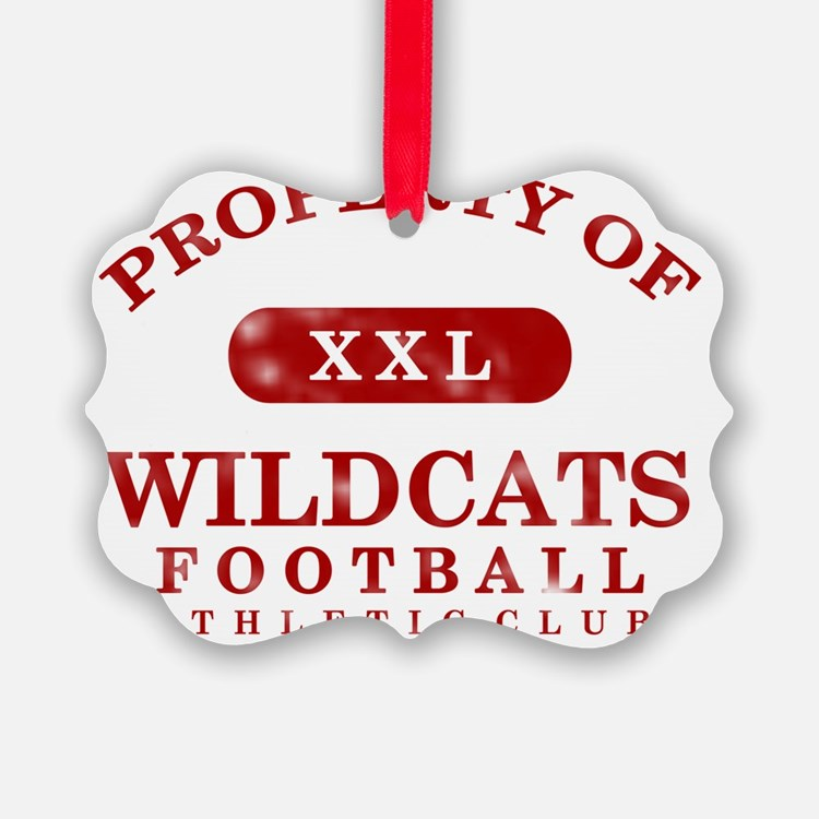 Wildcats Ornament