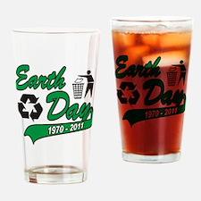 earth62011Wlight Drinking Glass