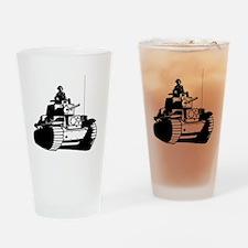 panzer Drinking Glass