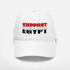 Support Egypt Baseball Baseball Cap