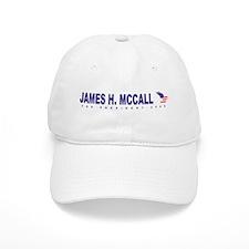 James H Mccall for president Baseball Cap