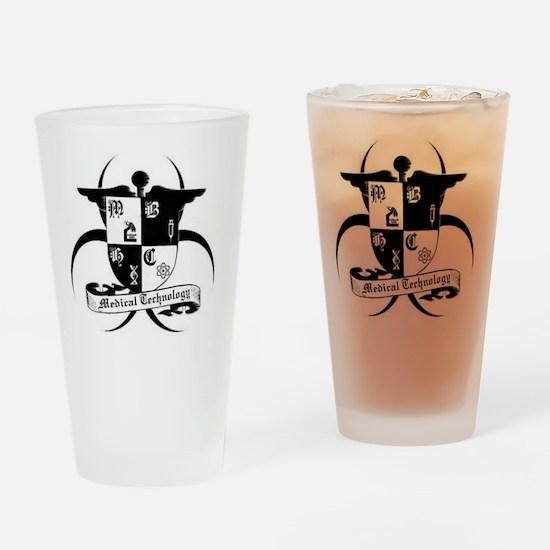 mls_shirt_standard Drinking Glass