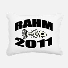 Rahm 2011 Rectangular Canvas Pillow