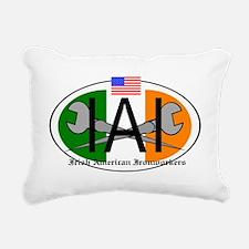 IAI Rectangular Canvas Pillow