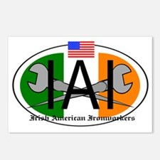 IAI Postcards (Package of 8)