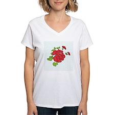 dots a geranium coaster Shirt
