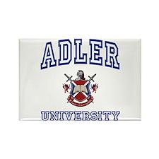 ADLER University Rectangle Magnet
