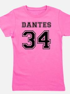 Dantes_34_back Girl's Tee