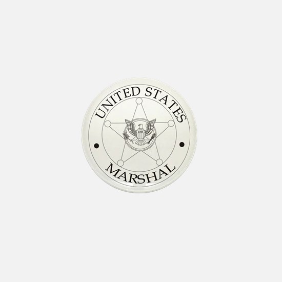 uS Marshal Mini Button