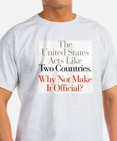 Two_Countries T-Shirt