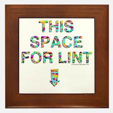 Lint Framed Tile