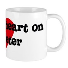 Heart on for Jeter Mug