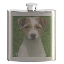 Parson Russell Terrier 9R046D-024 Flask